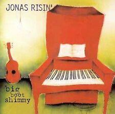 Risin, Jonas : Big Boot Shimmy CD