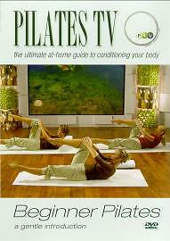 Pilates TV - Beginner Pilates -Health & Fitness DVD)