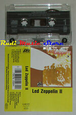 MC LED ZEPPELIN II 1994 GERMANY ATLANTIC K 440 037 WE 421 cd lp dvd vhs