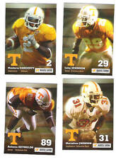 2007 Tennessee Vols college card Montario Hardesty Cleveland Browns RB
