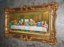 Quadro 12 Apostolo Ultima Cena Icone Antico Barocco Antico Barocco 96x57 Sacro