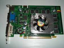 Scheda grafica NVIDIA 7600GS Inno3D - 256 MB 7600GS-G4F3 tv ddr2 pci-Express