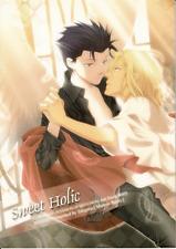 El Shaddai Doujinshi Dojinshi Comic Manga Enigma Lucifel x Enoch Sweet Holic