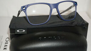 OAKLEY RX Eyeglasses New Oph Apparition (55) Satin Denim OX8152-0355