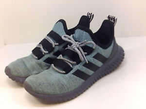 Adidas Mens 4Z7G Fashion Sneakers, Light Green, Size 8.0 RNtB