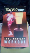TaeBo Impact Intro - Full Contact Workout (2000) VHS body toning fat burning OOP