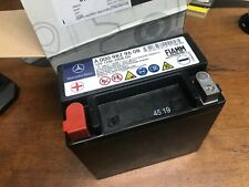 Genuine Mercedes Benz Auxiliary Aux Battery W222 + Others