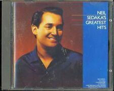 CD: Neil Sedaka's Greatest Hits, RCA ND 89171