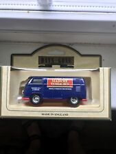 Lledo  DAYS GONE MADAME TUSSAUD'S 1955 VW TRANSPORTER  DIECAST VAN CAR