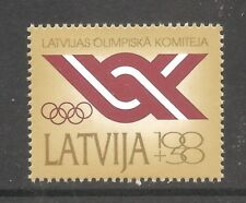 Latvia  (1992)  - Scott # B152 ,   Olympics