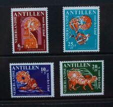 NETHERLANDS ANTILLES 1967 Child Welfare Fairy Tales. Set of 4. MNH. SG495/498.