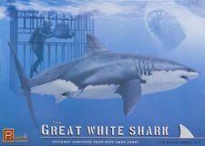 Pegasus Hobby [PGH] 1:18 The Great White Shark Plastic Model Kit 9501 PGH9501