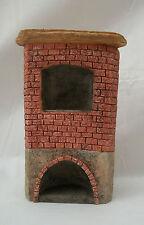 Oven - Corner Brick 1.857/9 dollhouse furniture 1/12 scale Reutter cast resin