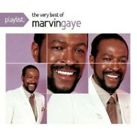 """MARVIN GAYE """"PLAYLIST THE VERY BEST OF"""" CD NEW"""