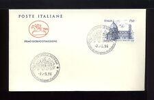 1996  ITALIA FDC CAVALLINO 7.9.1996 FIRENZE CATTEDRALE DEL FIORE