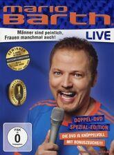 """MARIO BARTH """"MÄNNER SIND PEINLICH FRAUEN..."""" 2 DVD NEU"""