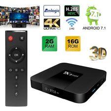 TX3 Mini Android 7.1 4K HDMI HD Smart TV Box S905W 2GB 16GB WiFi Media Player US