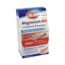 ABTEI Magnesium 400 + Vitamin B Komplex   20 st   PZN 7641038