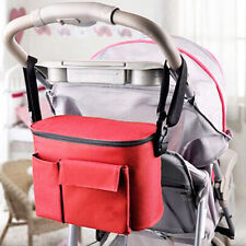 Multifunctional Baby Diaper Bag Organiser Pushchair Bag Buggy Stroller Organiser