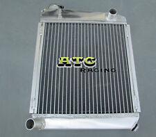 50MM 2 ROW for AUSTIN ROVER MINI cooper MT 59-97 1275 aluminum radiator
