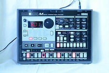 Korg ElecTribe M EM-1 MUSIC PRODUCTION STATION w/ power supply