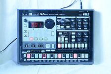 Korg ElecTribe M EM-1 MUSIC PRODUCTION STATION w/ power supply