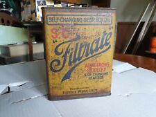 More details for rare early filtrate oil can  armstrong siddeley self-changing gearbox