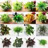 Künstliche Grün Blätter Blumen Pflanze Kunstpflanze Pflanzen Home Hochzeit Dekor
