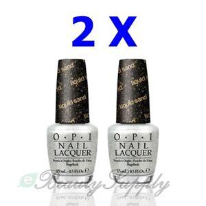 OPI Nail Lacquer NL M49 Solitaire 0.5 oz Nail Polish(Lot of 2)