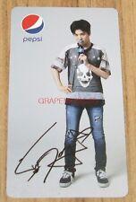 INFINITE PEPSI KOREA K-POP SUNGJONG SUNG JONG OFFICIAL PHOTO CARD PHOTOCARD 9