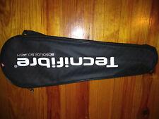 Technifibre Squash Racket Head Cover, Black