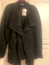 Hugs From Soft Surroundings Hug-Me Cardi Cardigan Sweater Front Pockets OS 18-24