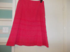 LOVELY CORAL SKIRT. M@CO. SIZE 12.