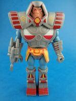 Vintage Figure X-CHANGERS - SERGEANT SKARR Complete 1980's Acamas Toys