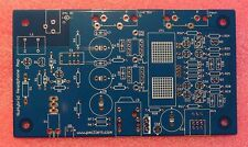DIY PCB plus Tube - NuHybrid Headphone Amp using the Korg Nutube 6P1