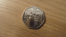 2003 SUFFRAGETTE 50p COIN