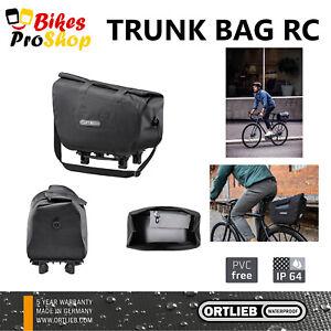 ORTLIEB Trunk Bag RC - Bike Bicycle Trunk Bag WATERPROOF MADE IN GERMANY 2021