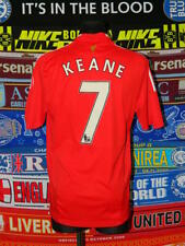 4.5/5 Liverpool adults L #7 Keane football shirt jersey trikot soccer