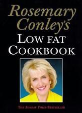 Rosemary Conleys Low Fat Cookbook,Rosemary Conley