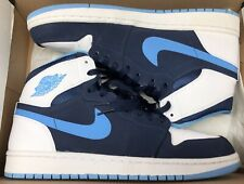 Jordan Retro 1 High Chris Paul PE CP3 Midnight Navy University Blue White UNC 10