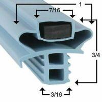 Delfield 1702622 Compatible Magnetic Door Gasket   170-2622 Blue