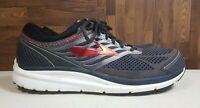 Brooks Addiction 13 Men's Sz. 10.5 B Narrow Running Trail Shoes - No Insoles