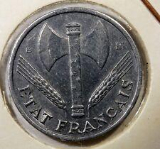 Monnaies, France, Bazor, 50 Centimes, 1944B, Beaumont-Le Roger, SUP , MO232
