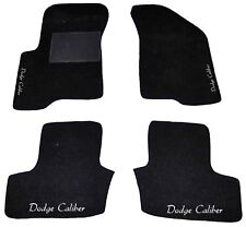 DODGE CALIBER TAPPETI tappetini AUTO +4 decori +4 block