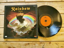 BLACKMORE'S RAINBOW RAINBOW RISING LP 33T VINYLE EX COVER EX ORIGINAL 1976