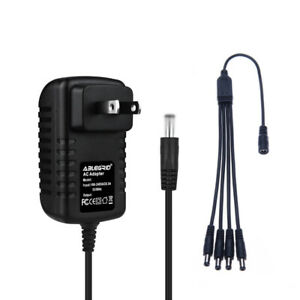 AC/DC Adapter Charger For Lemax Lighted Accessory 4.5V # 74706 Christmas Village