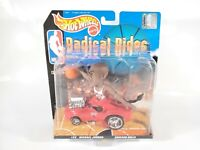 Hot Wheels Radical Rides Chicago Bulls #23 Michael Jordan NEW NOC 1:43 Scale