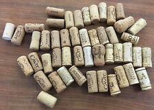 48 used wine bottle corks.  Crafting, keychains, home decoration