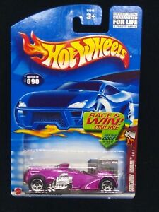 Hot Wheels 9899 First Editions 15  26 Screamin/' Hauler #918*New In Package*Only 1 in Stock! R2