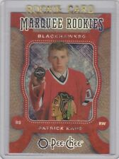 Patrick Kane 07/08 O-Pee-Chee OPC Marquee Rookies Micromotion #518